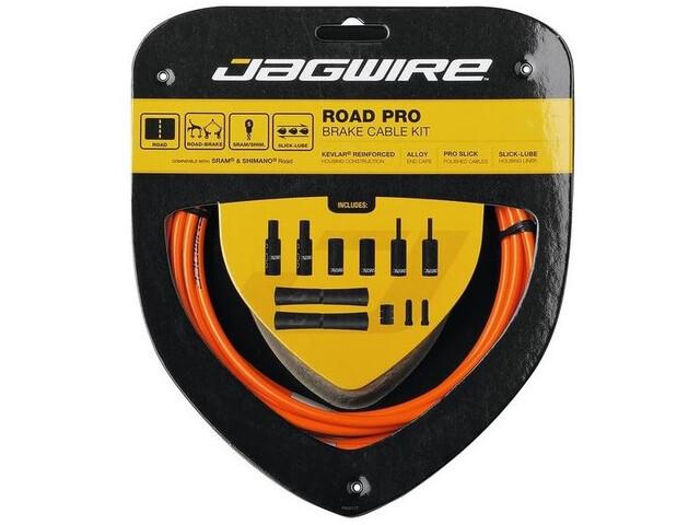 Jagwire Road Pro Brake Cable Kit, azul